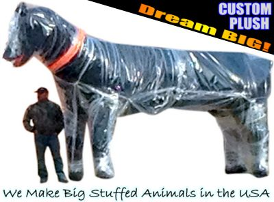 Let BigPlush.com make YOUR big stuffed animal in the USA. Learn More Here.