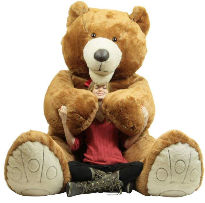 9 feet tall teddy bears made in America