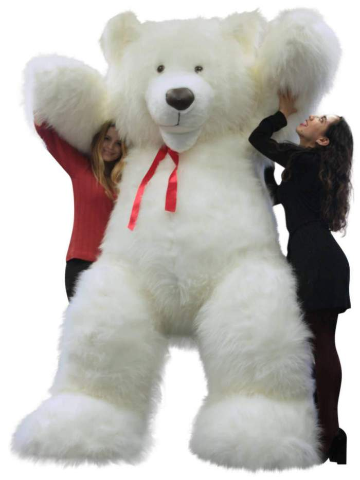 Nine Feet Tall Teddy Bears Made in the USANine Feet Tall Teddy Bears Made in the USA
